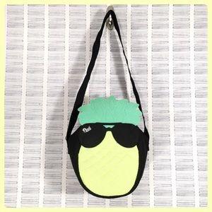 PINK Pineapple Cooler Bag